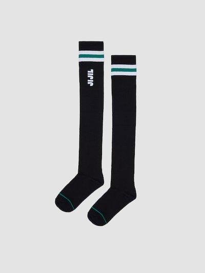 OTK socks with Jijil print