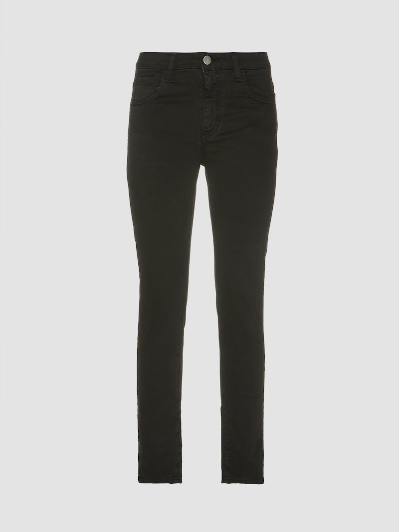 Skinny effect trousers