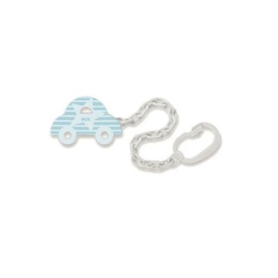 Nuk Soother Chain - Blue