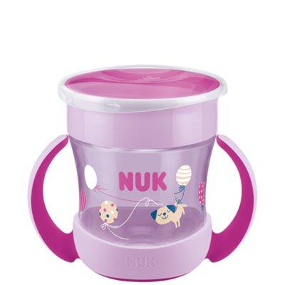 Nuk Mini Magic Cup - Pink - Default