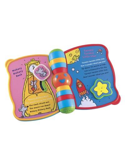 Singing Nursery Rhyme Book