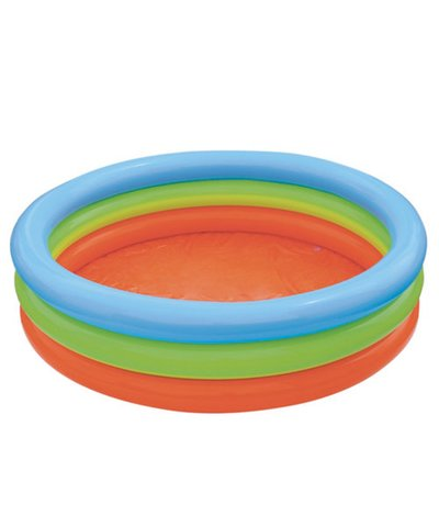 ELC Bright 3 Ring Pool