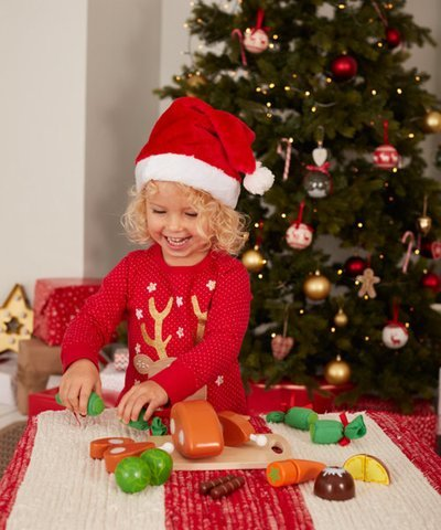 ELC Christmas Dinner Set