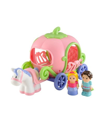 Happyland Magical Sounds Carriage