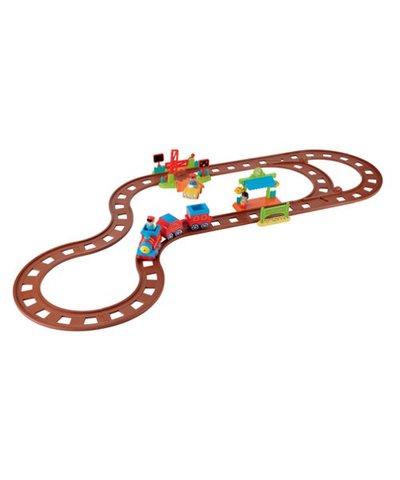 ELC Happyland Train Track Extension Set