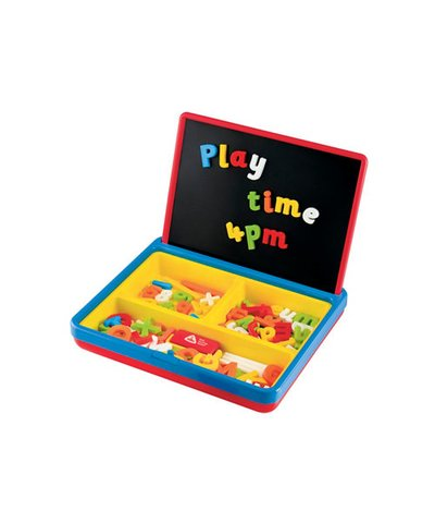 ELC Magnetic Playcentre Red