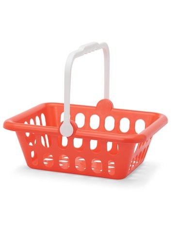 Shopping Basket - Red