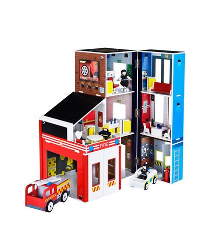 ELC Wooden Rescue Station