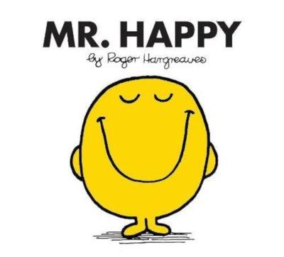 Mr Men Mr Happy