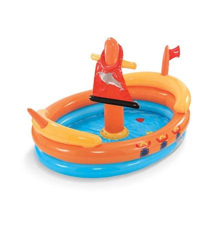 ELC Pirate Ship Pool
