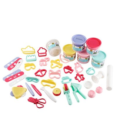 Bumper Dough and Tool Set