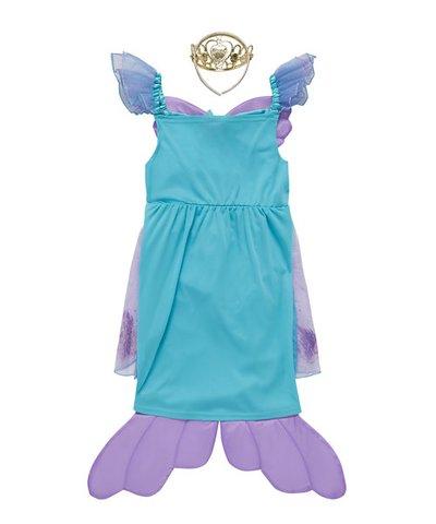 Disney Rainbow Ariel Costume 3-4 years