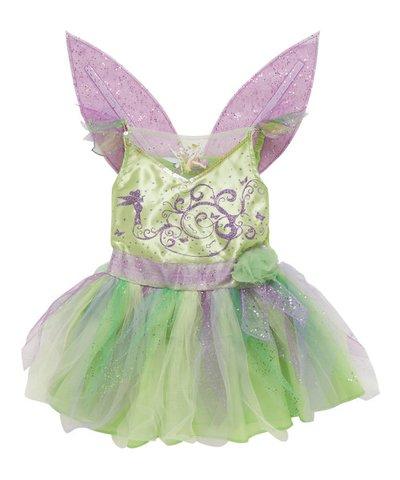 Disney Tinkerbell Costume 3-4 years