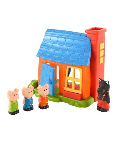 ELC Happyland 3 Little Pigs