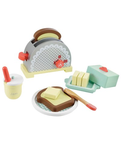 ELC Wooden Toaster Set