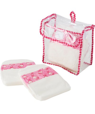 Cupcake Dolly Nappy Set