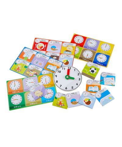 elc tell the time lotto