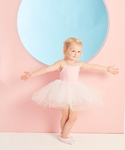 Ballerina Outfit with Shoes