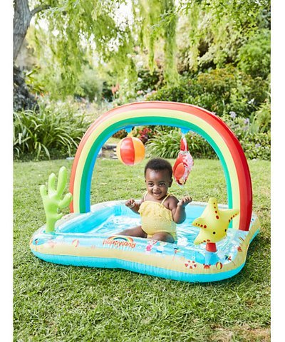 ELC Rainbow Arch Baby Pool