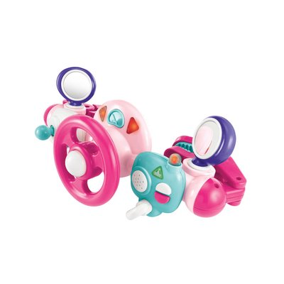 ELC Lights and Sounds Buggy Driver Pink