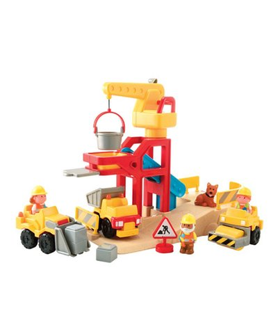 ELC Happyland Mega Construction Set