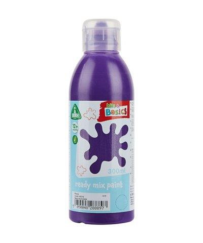 ELC Purple Ready Mix 300ml Paint