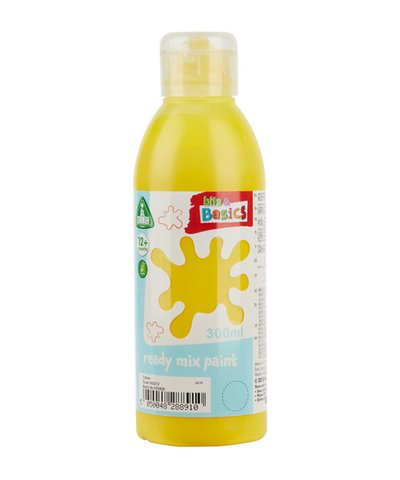 ELC Yellow Ready Mix 300ml Paint