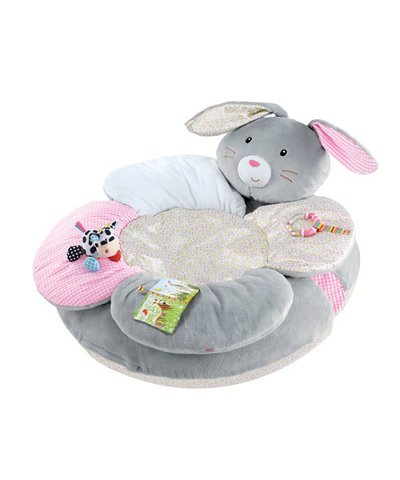 Blossom Farm Belle Bunny Sit Me Up Cosy