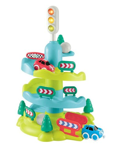 Whizz World Lights and Sounds Mountain Set