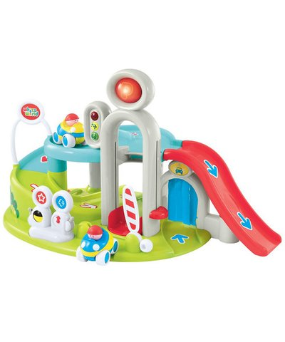 Whizz World Lights and Sounds Garage