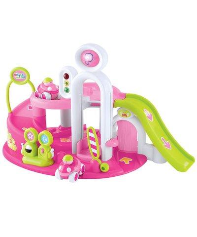 ELC Whizz World Garage Pink
