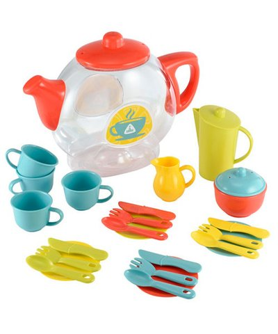 elc deluxe teapot set