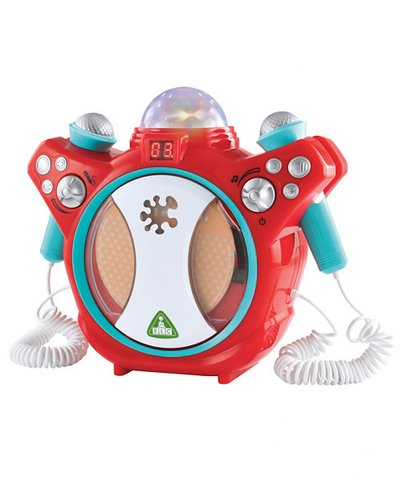 ELC Sing Along CD Player Red