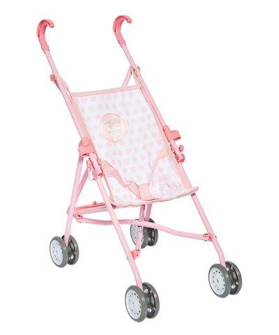 Cupcake Dolly Stroller - Pink