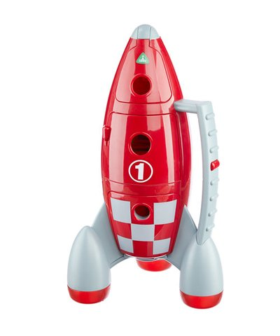 happyland lights and sounds lift off rocket