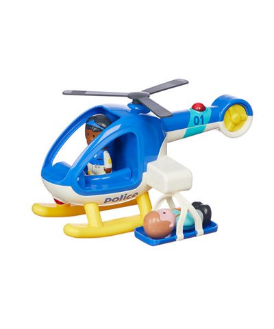 ELC Happyland Police Helicopter