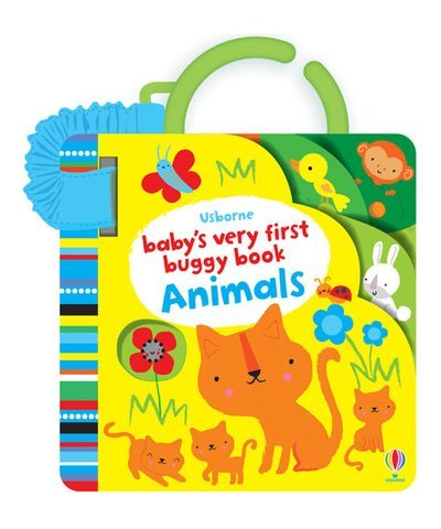 Usborne baby's very first buggy book - animals
