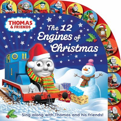 Thomas and Friends Engines of Christmas