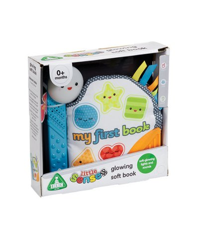 elc little senses soft book