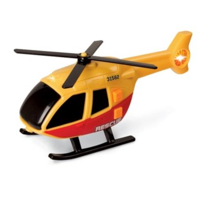 big city mini poice helicopter