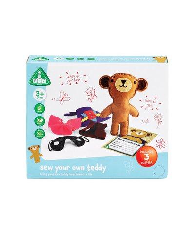 Sew Your Own Teddy Bear