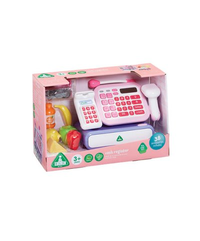 screen cash register pink