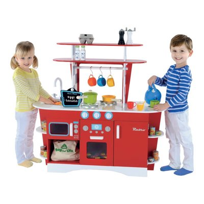 ELC Wooden Diner Kitchen