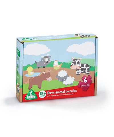 ELC New Farm Animal Puzzle