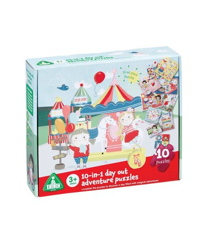 ELC 10 In 1 Day Out Puzzle
