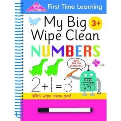 My Big Wipe Clean Numbers
