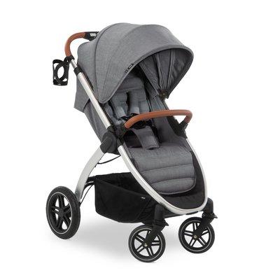 Hauck Uptown Stroller- Grey Melange