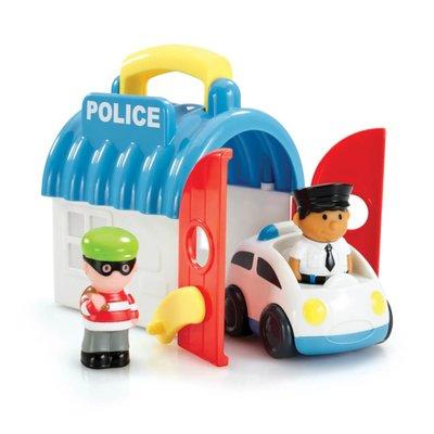 ELC Happyland Take and Go Police Station