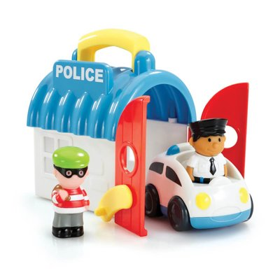 Happyland Take and Go Police Station