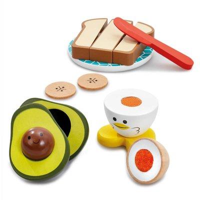 ELC Wooden Breakfast Set